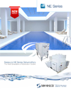 Seresco New Compact NE Series Dehumidifier